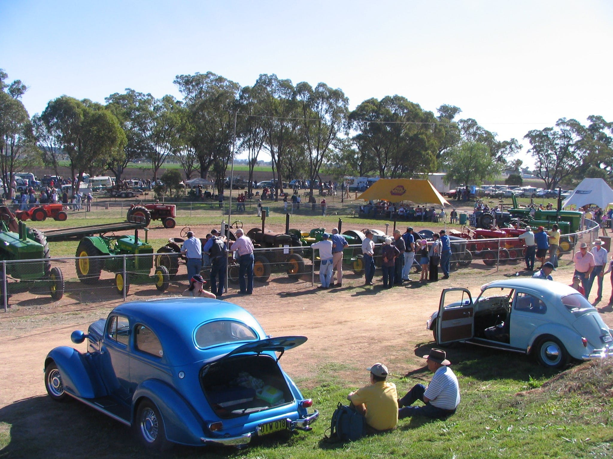 Quirindi Rural Heritage Village - Vintage Machinery and Miniature Railway Rally and Swap Meet - Accommodation BNB