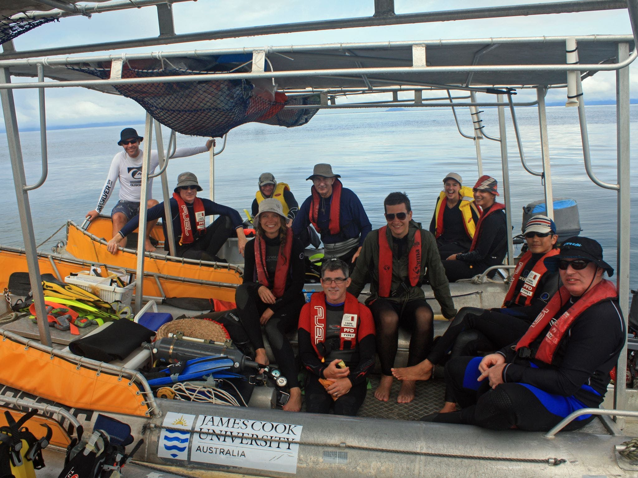 Recovery of the Great Barrier Reef expedition - Accommodation BNB