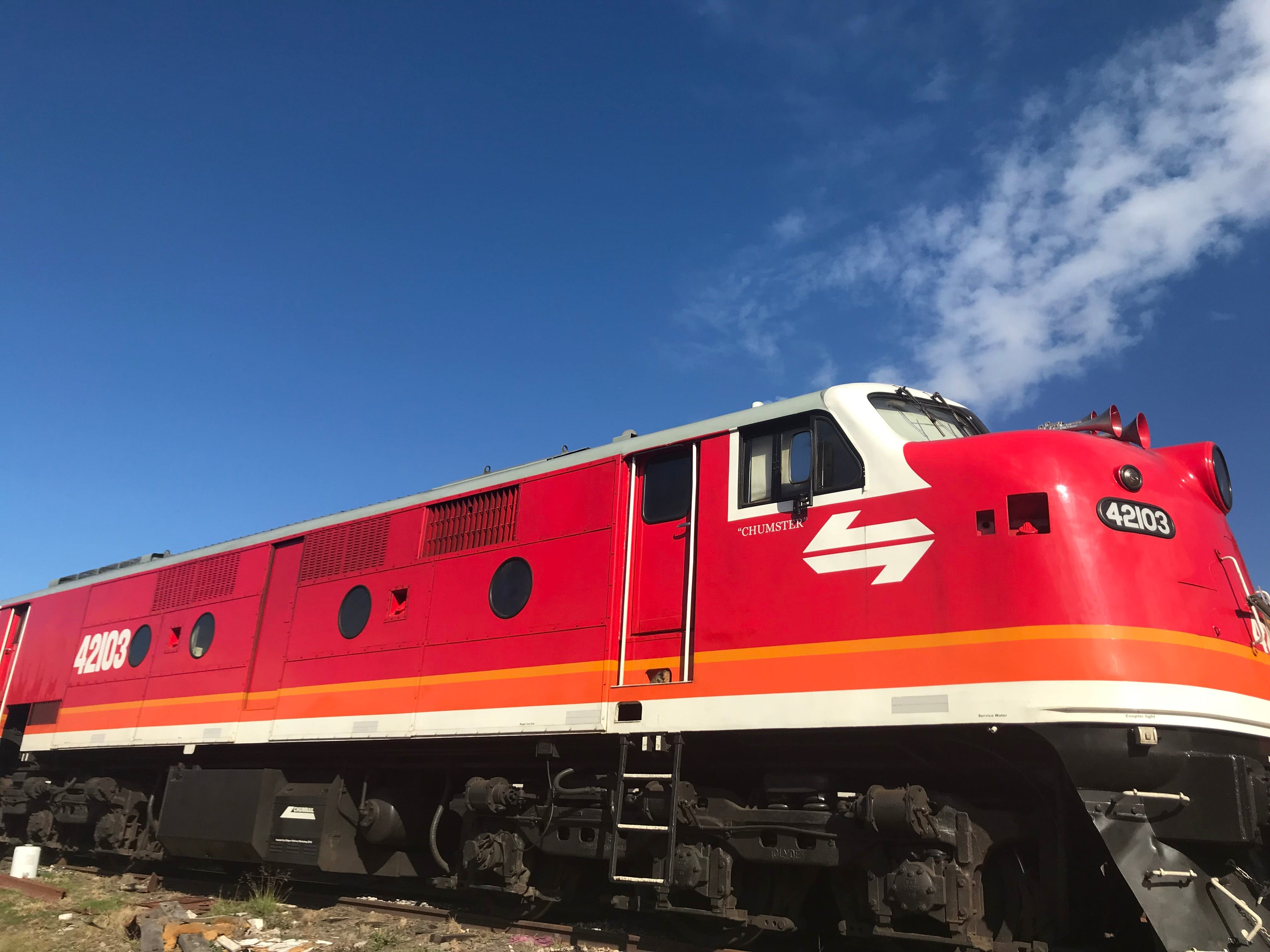 The New Englander Rail Experience - Accommodation BNB