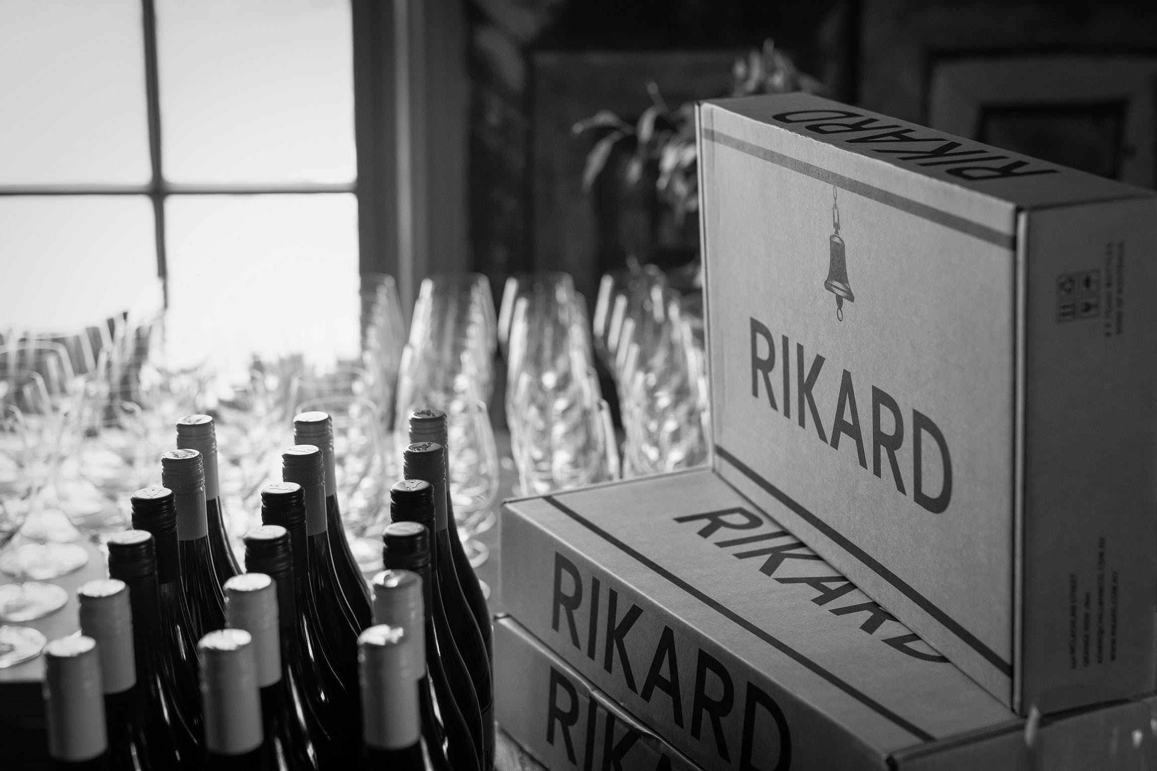 Vin Vertical - Five Years of RIKARD Pinot Noir - Accommodation BNB
