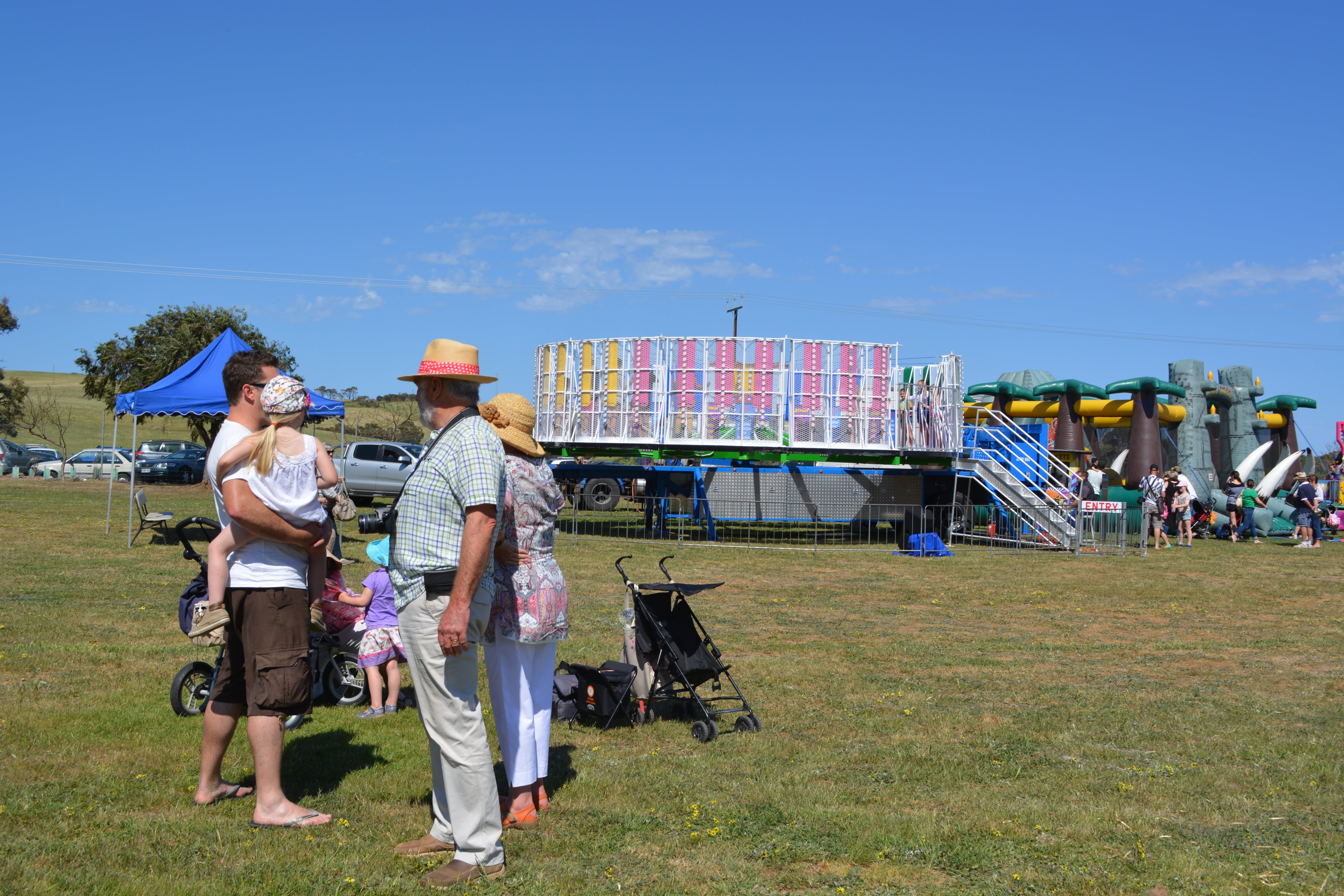 Yankalilla Show - Accommodation BNB