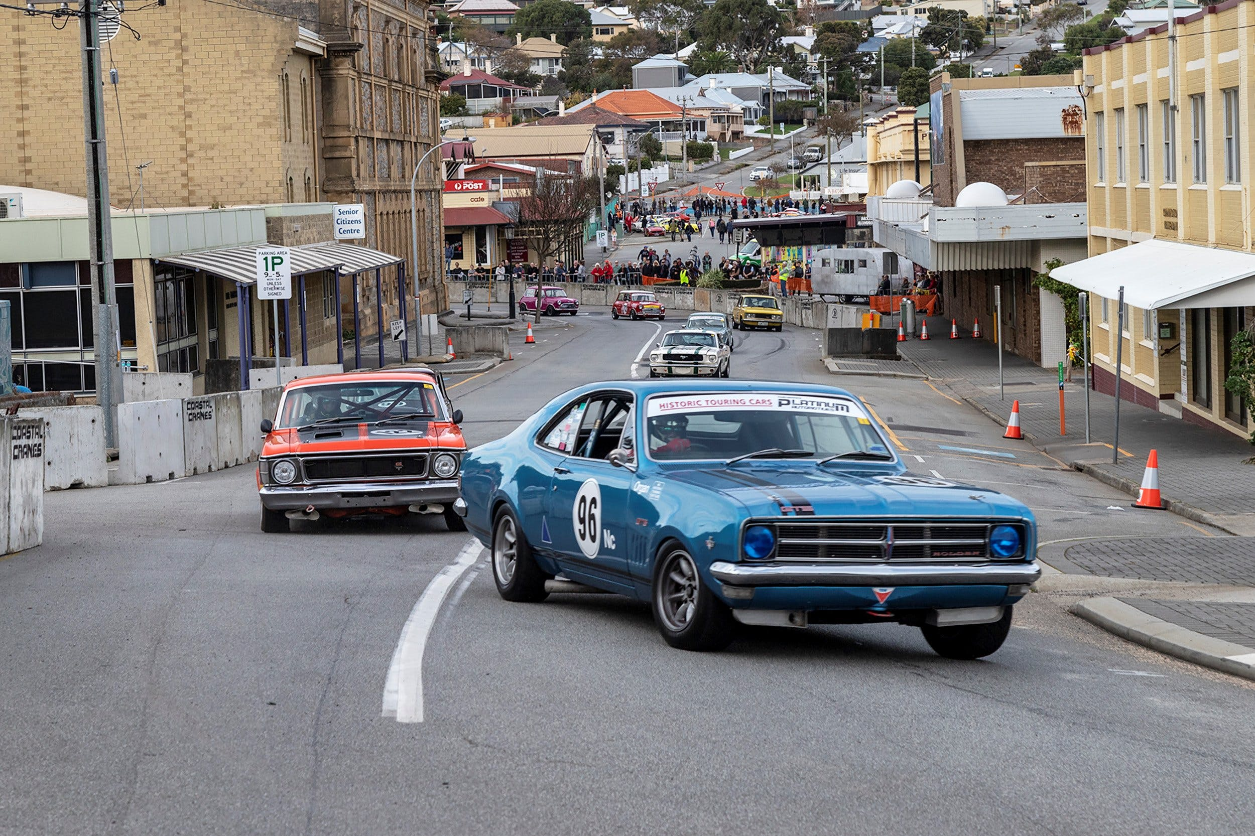 Albany Classic Motor Event - Around the Houses - Accommodation BNB