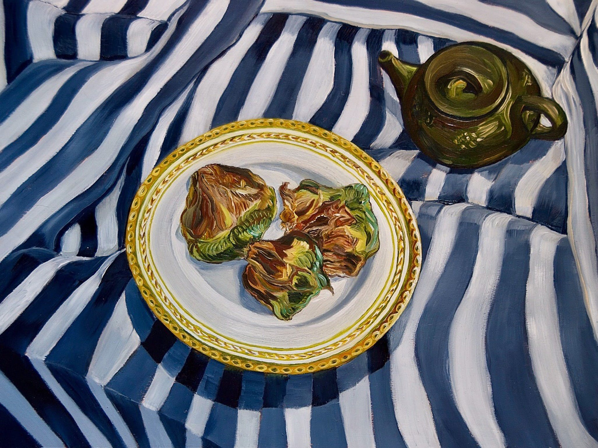 A Still Life - solo exhibition  Karen Sedaitis - Accommodation BNB