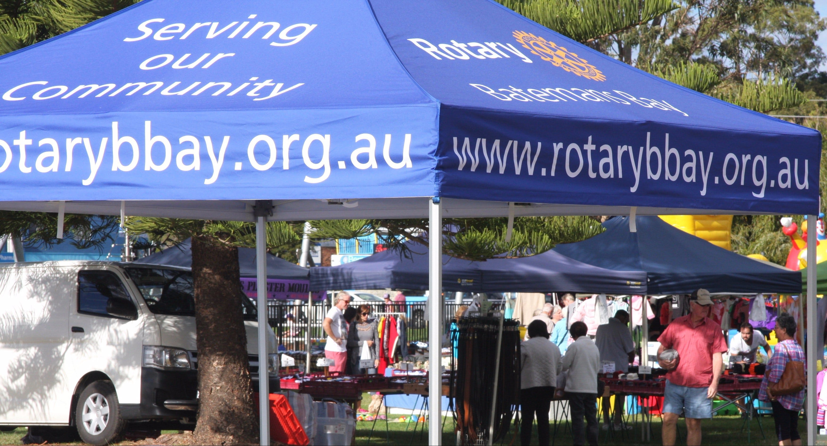 Batemans Bay Sunday Market - Accommodation BNB