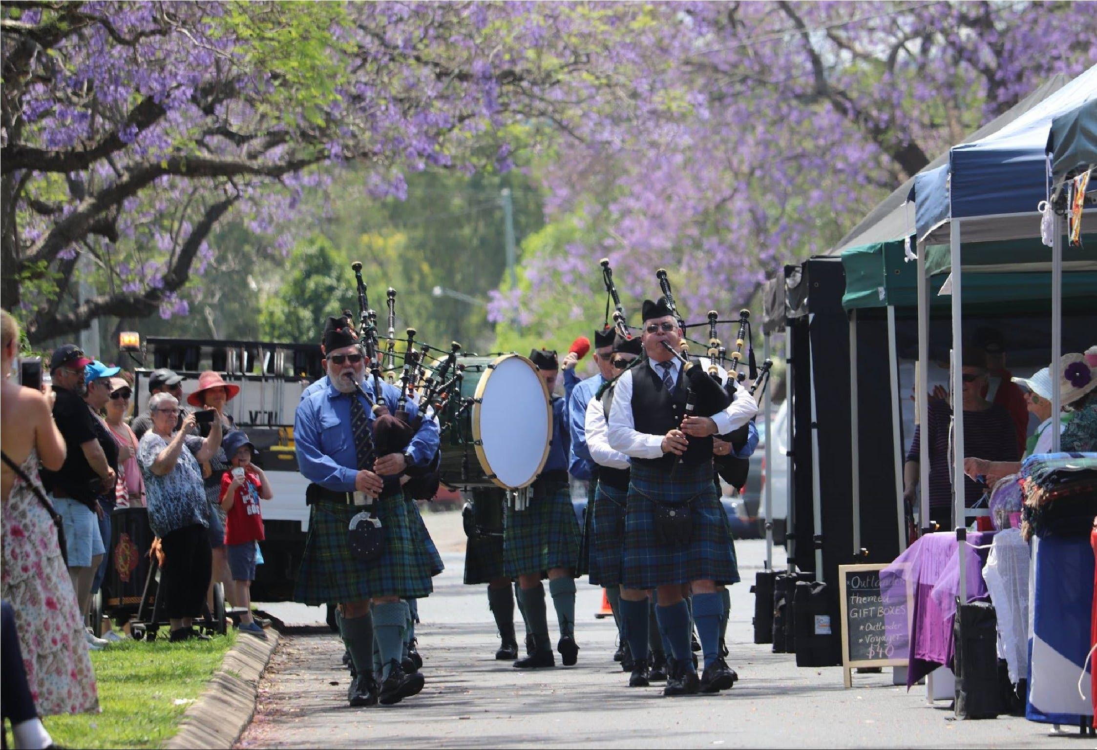 Celtic Festival of Queensland - Accommodation BNB