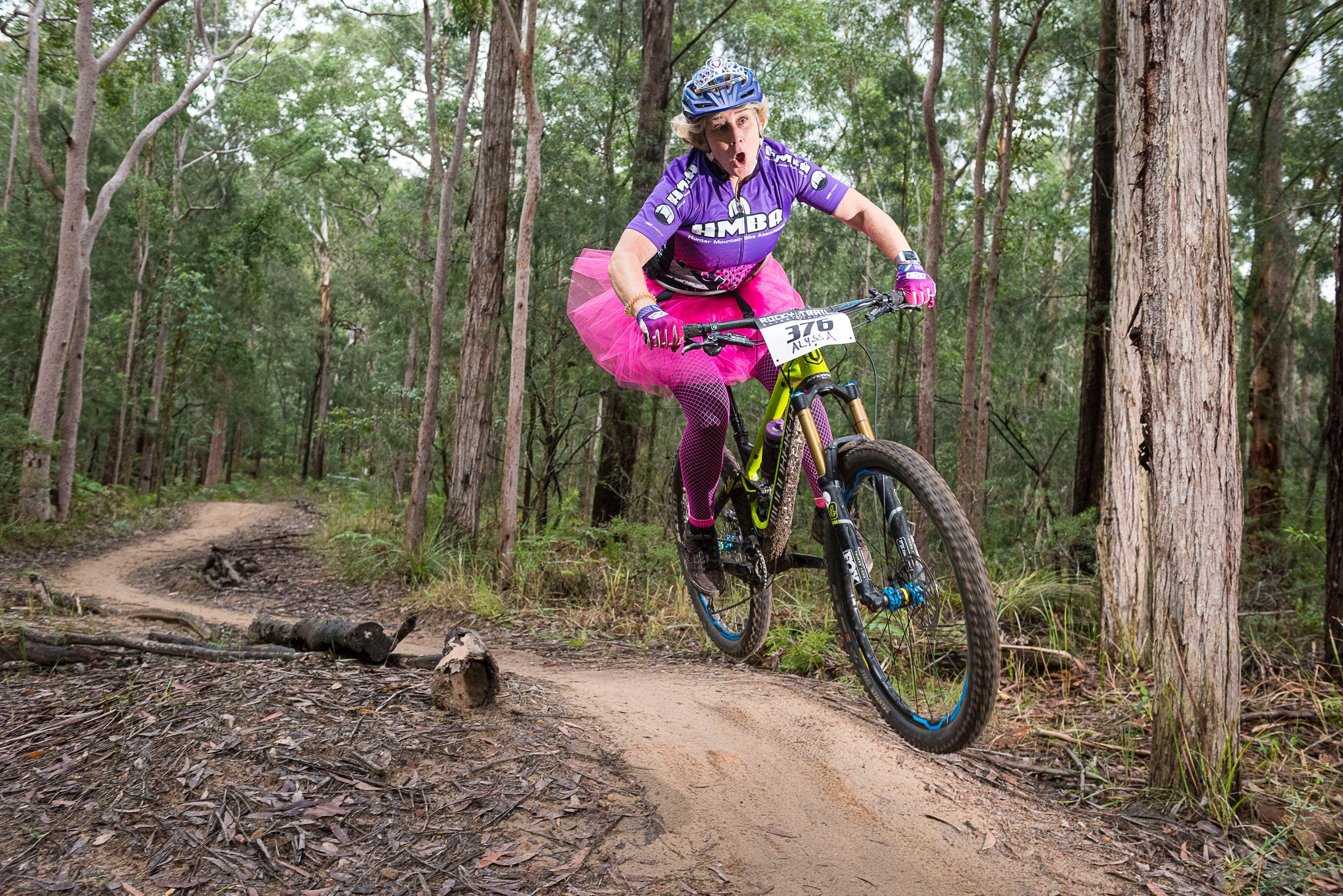 Diamonds in the Dirt Women's Only MTB Event - Accommodation BNB