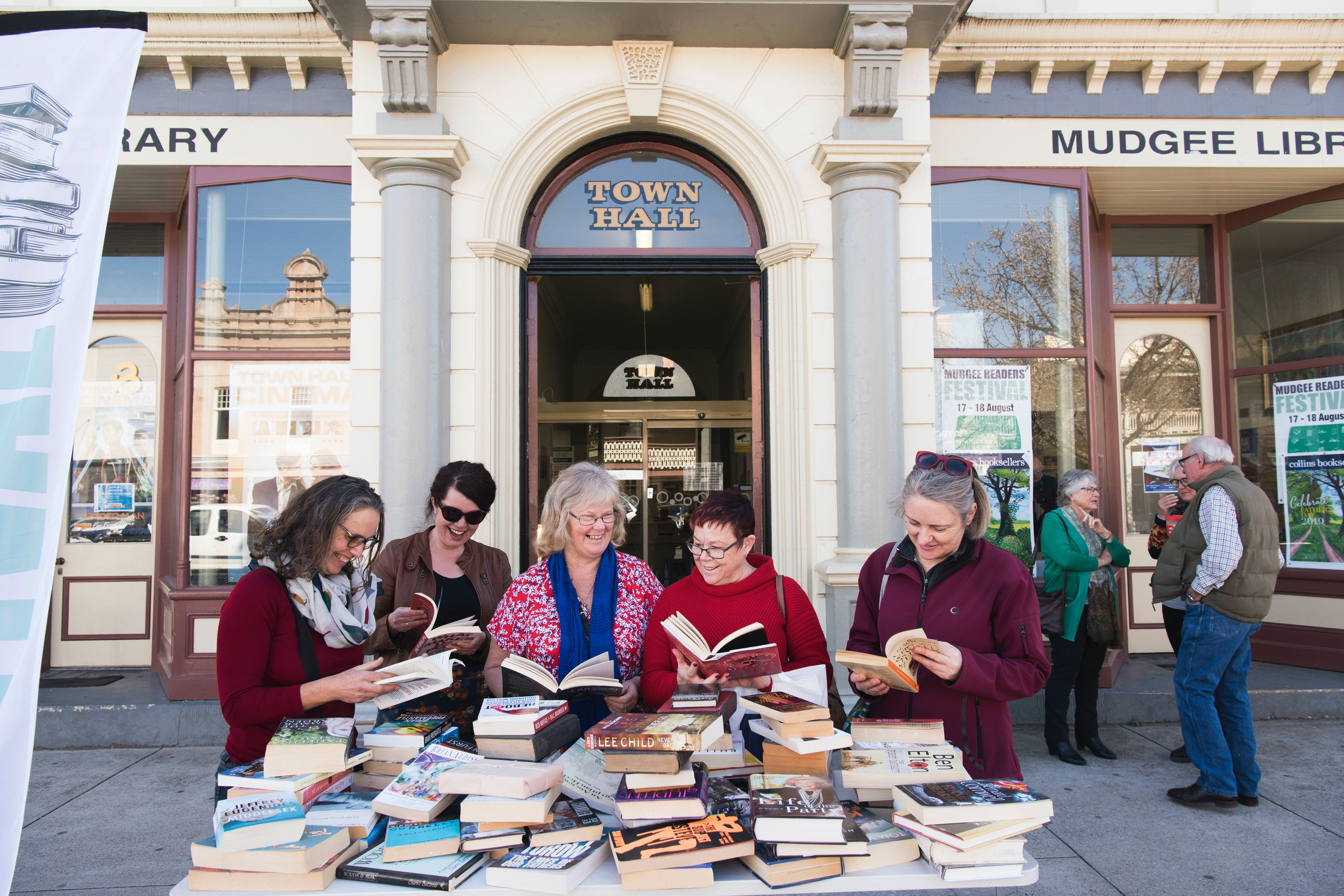Mudgee Readers' Festival - Accommodation BNB