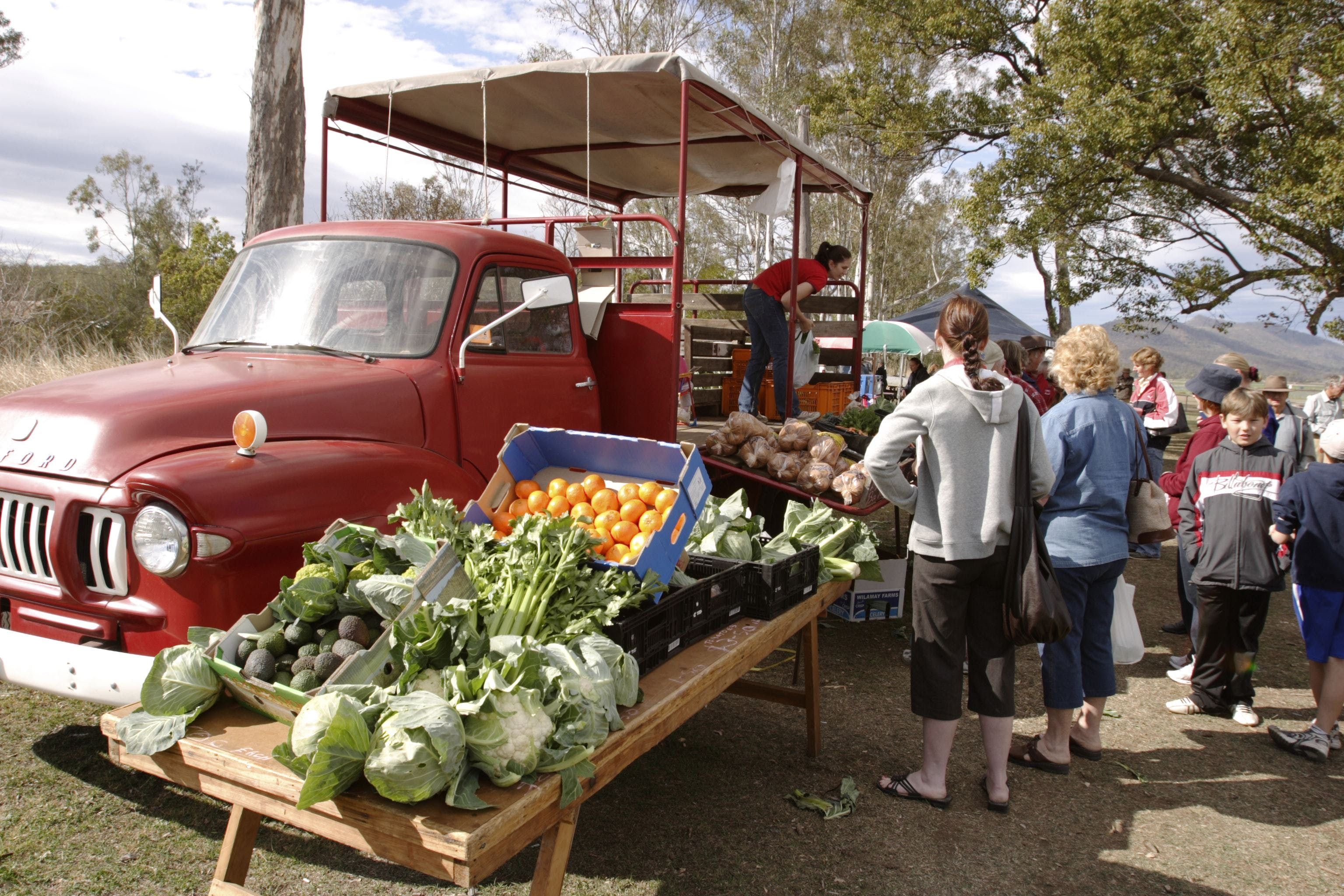 Murphys Creek Markets - Accommodation BNB