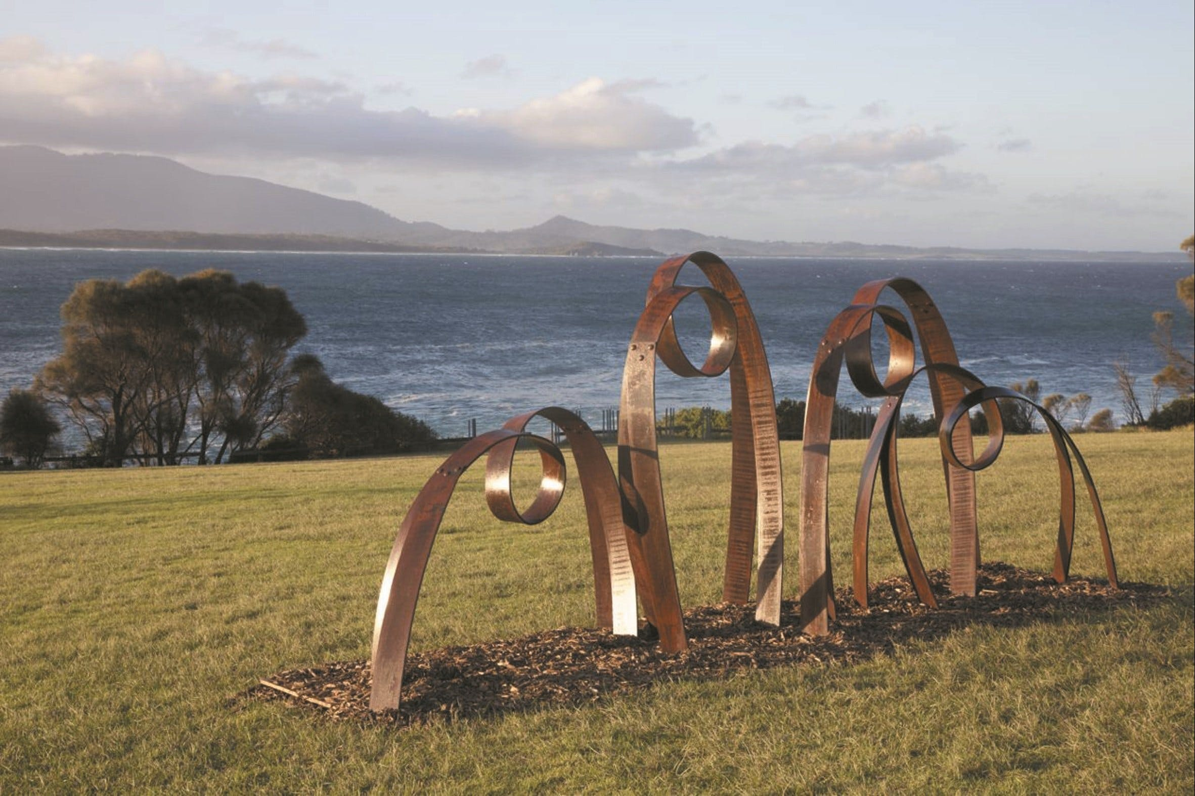 Sculpture Bermagui - Accommodation BNB