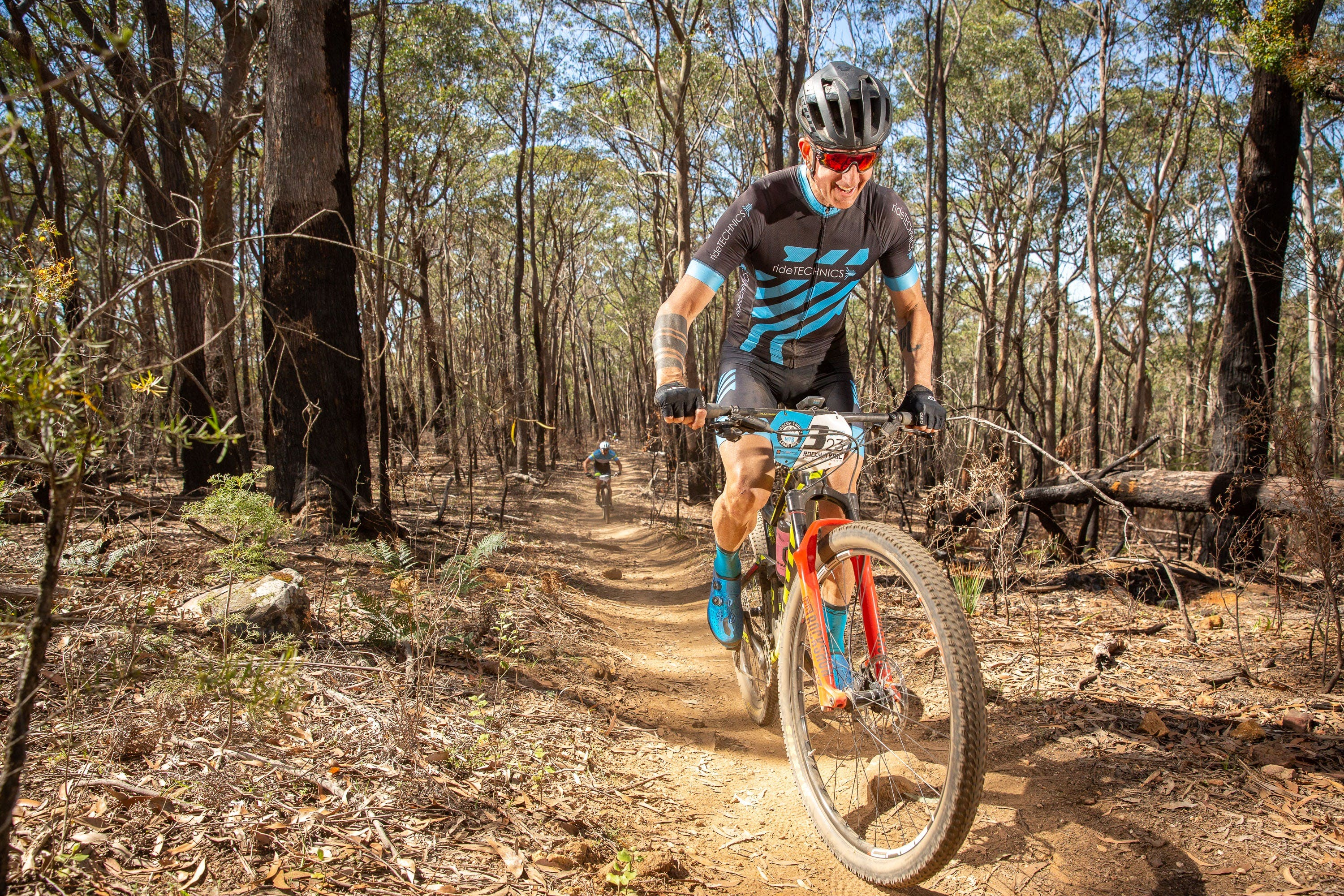 Shimano Mountain Bike Grand Prix Race Six Kempsey - Accommodation BNB