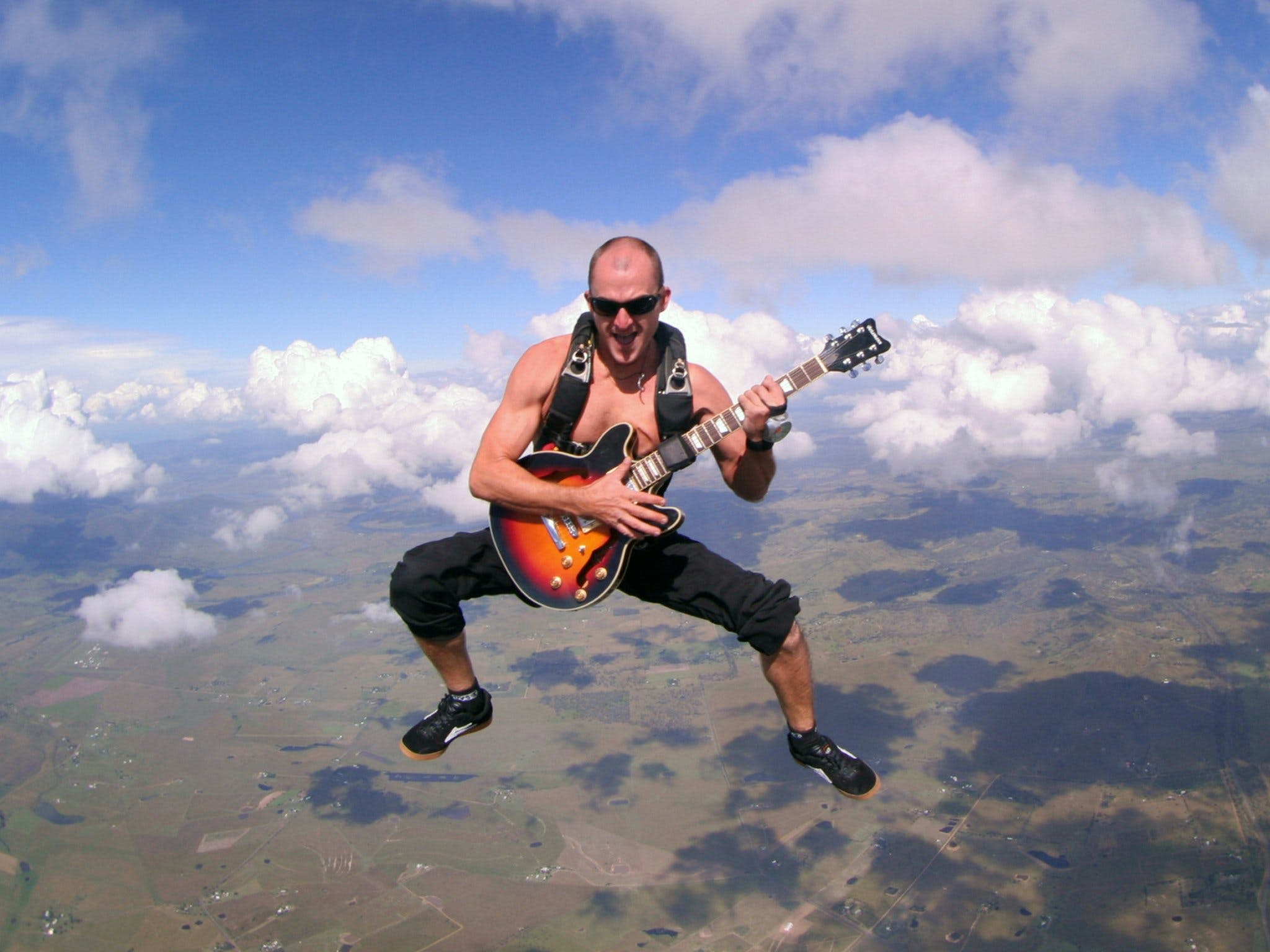 Skydive Ramblers Equinox Lite Boogie 2020 - Accommodation BNB