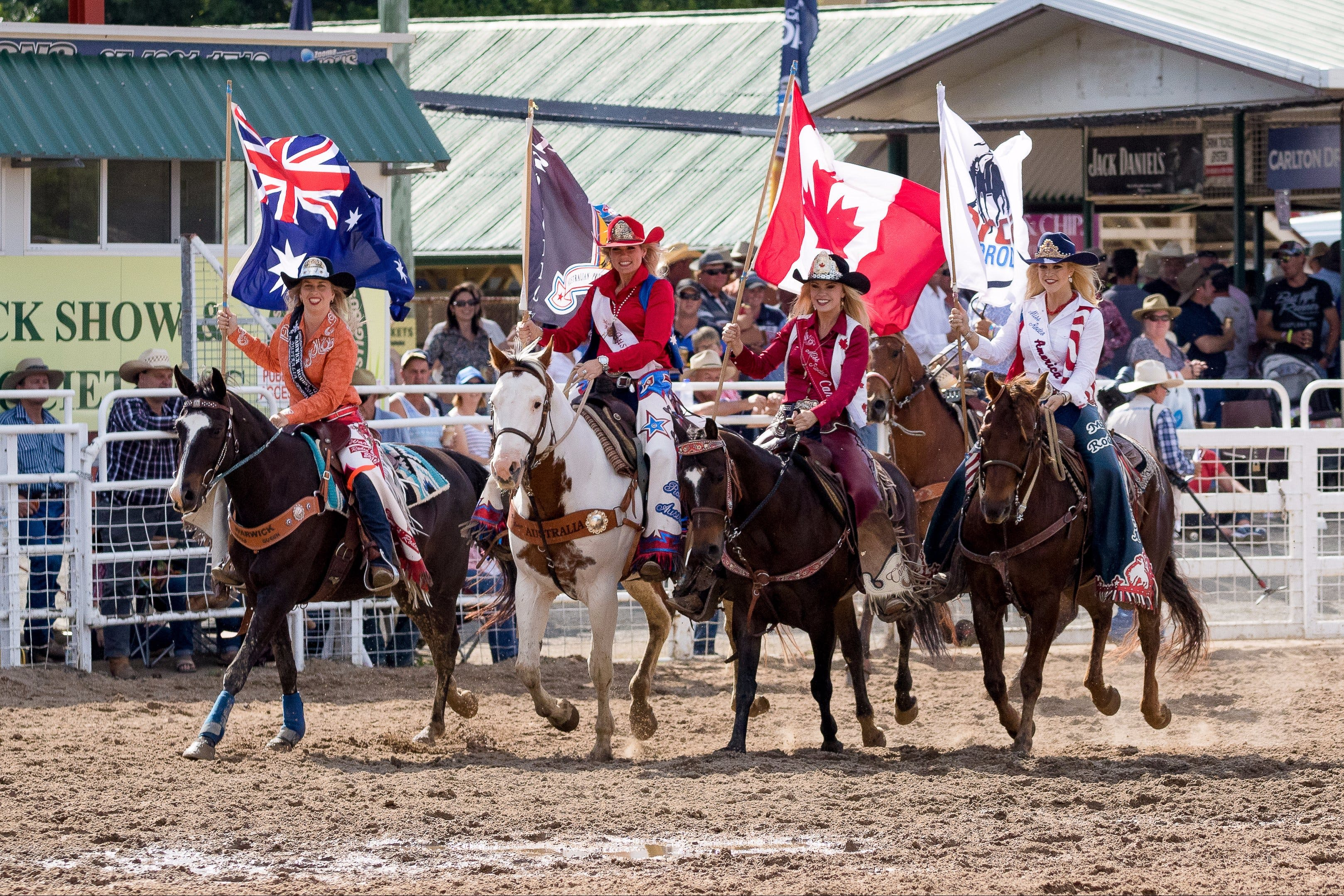 Warwick Rodeo National APRA National Finals and Warwick Gold Cup Campdraft - Accommodation BNB