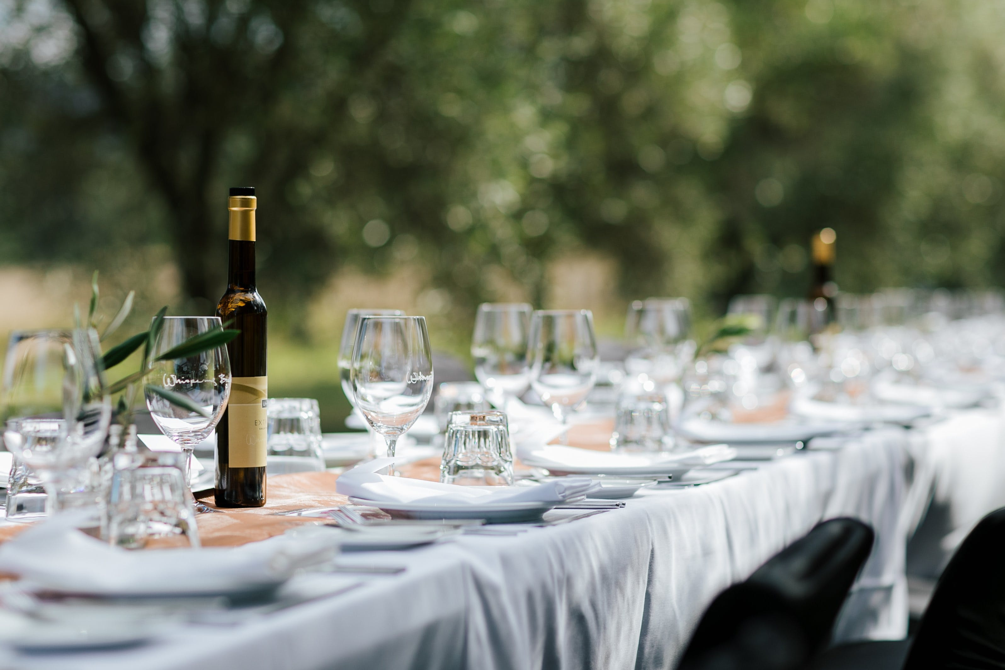 Whispering Brook Olive Long Table Luncheon - Accommodation BNB