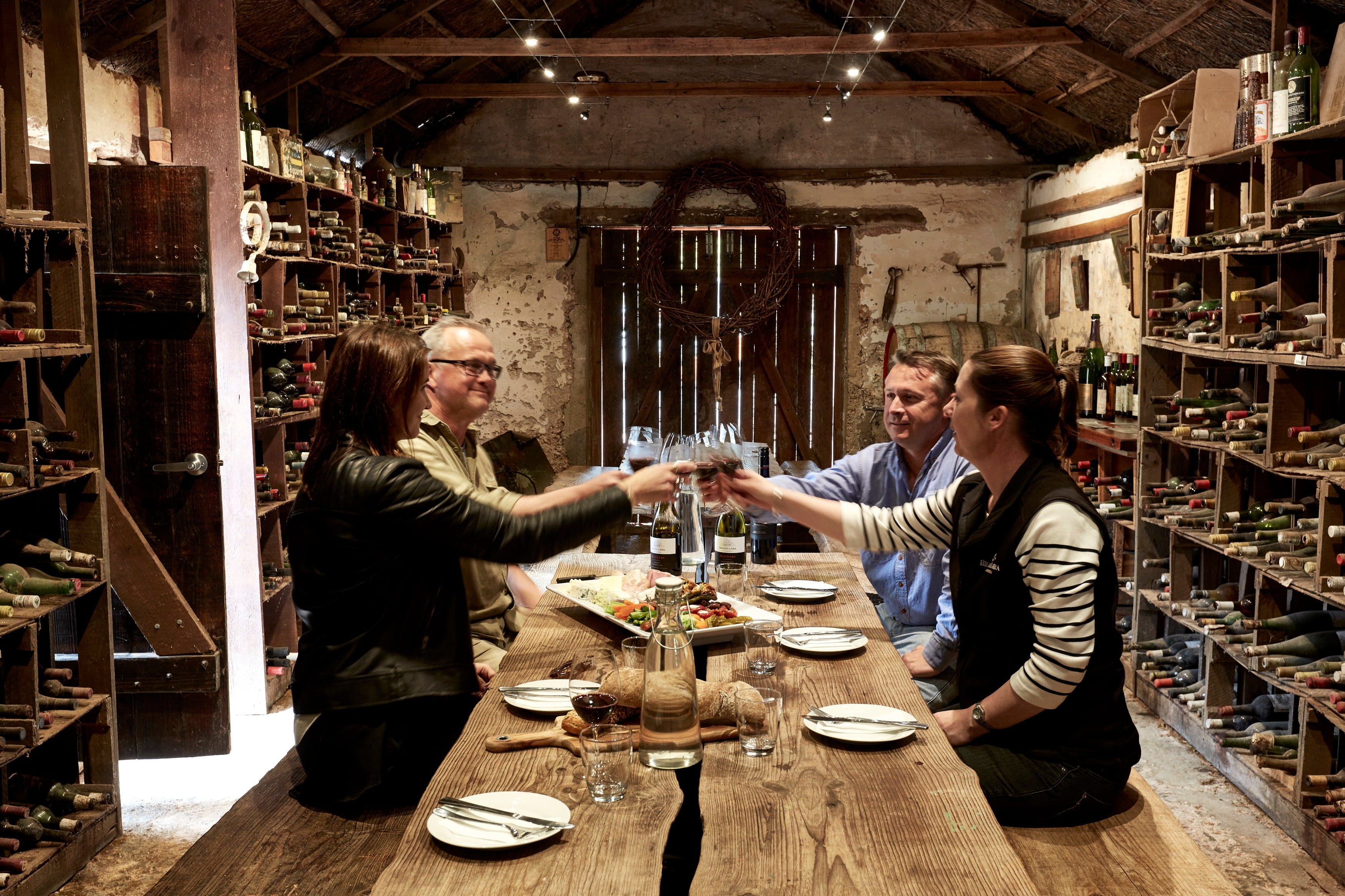 Coonawarra Cellar Dwellers - Accommodation BNB