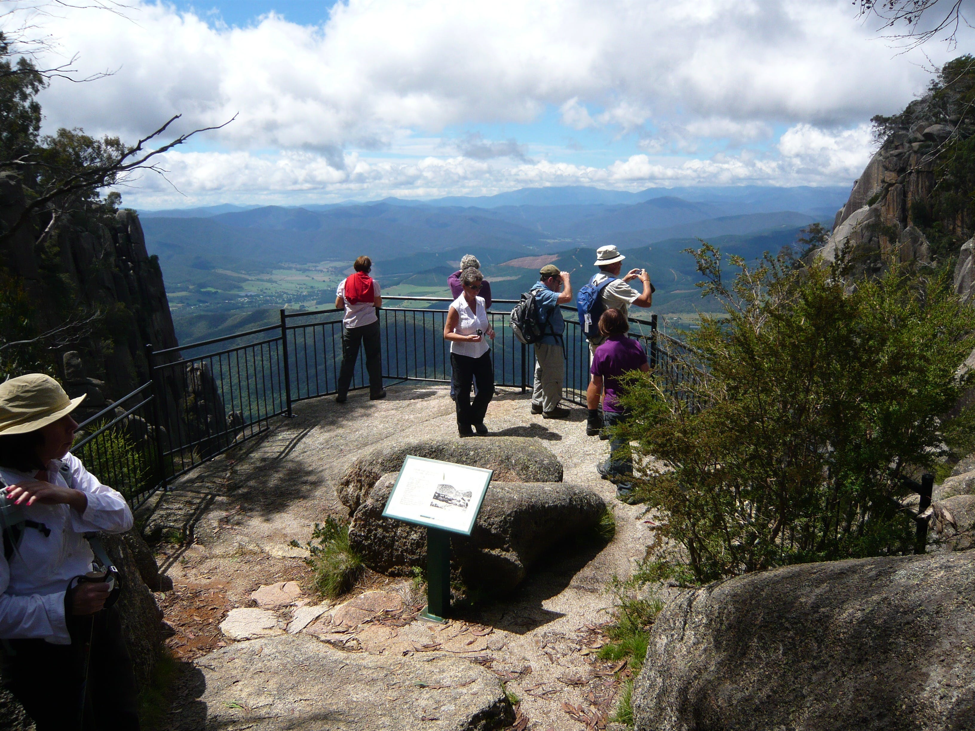 Hedonistic Hiking's Mount Buffalo Hike and Picnic - Accommodation BNB