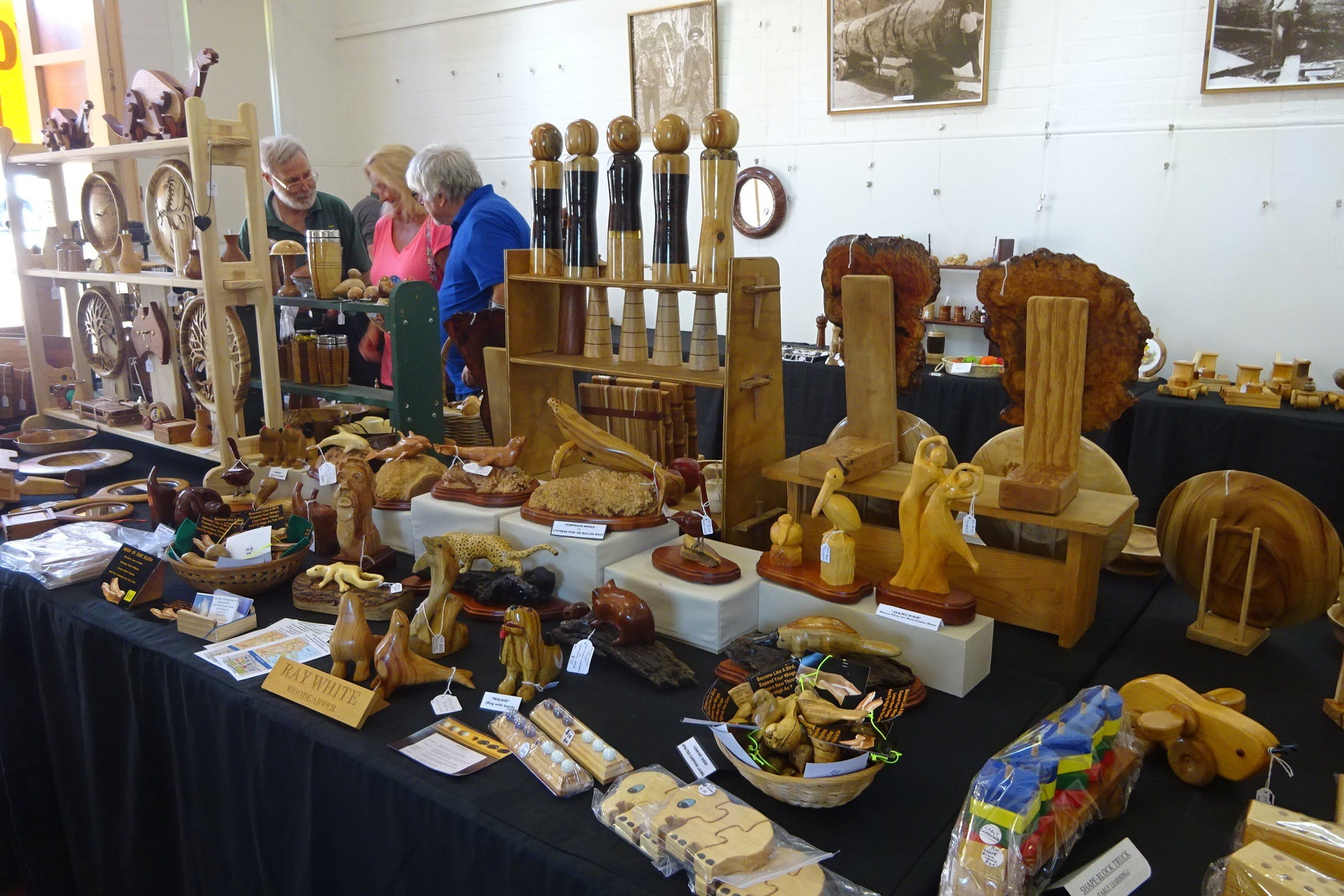 Kiama Woodcraft Group - Exhibition and Sales - Accommodation BNB