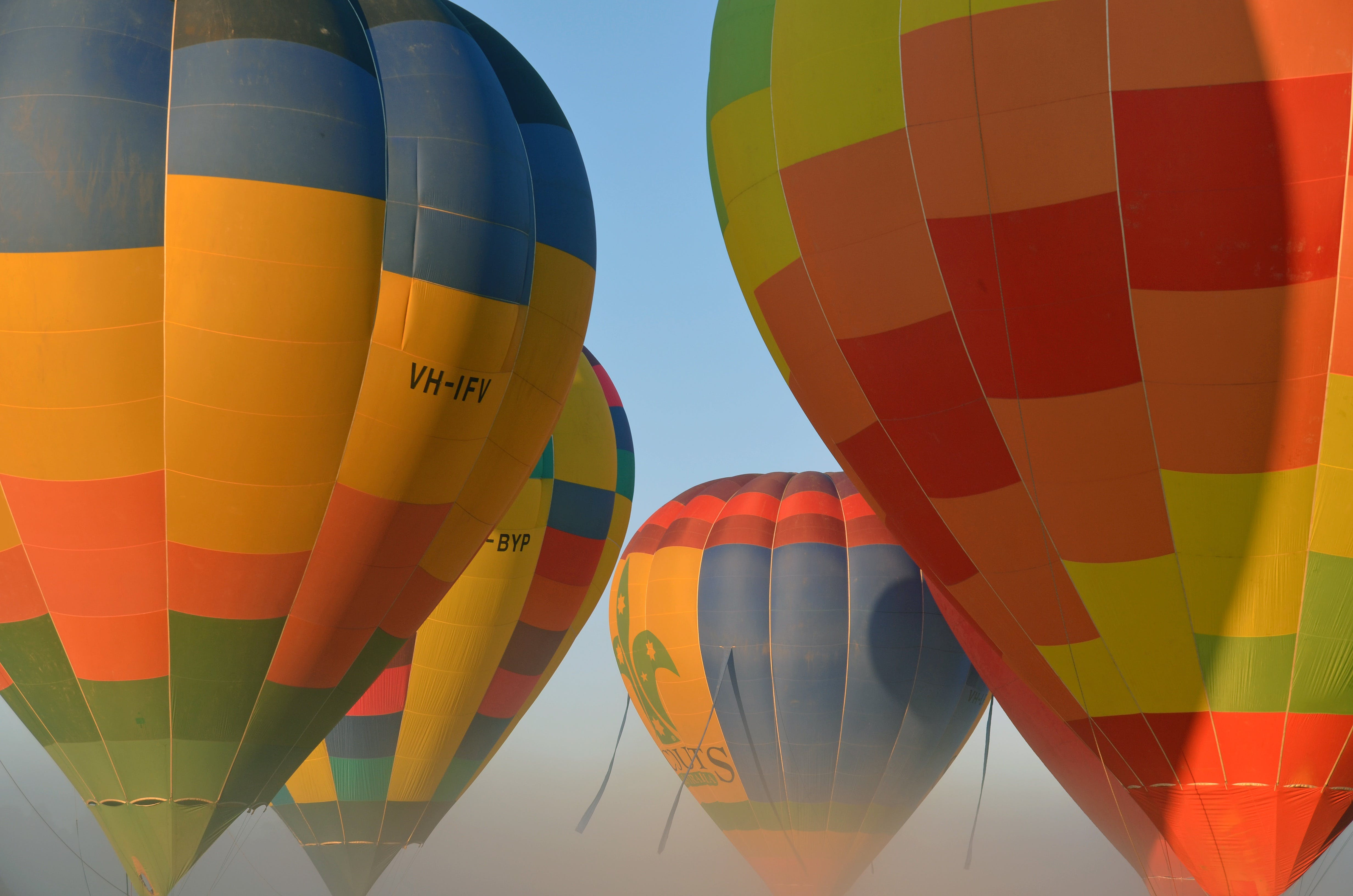 King Valley Balloon Festival - Accommodation BNB