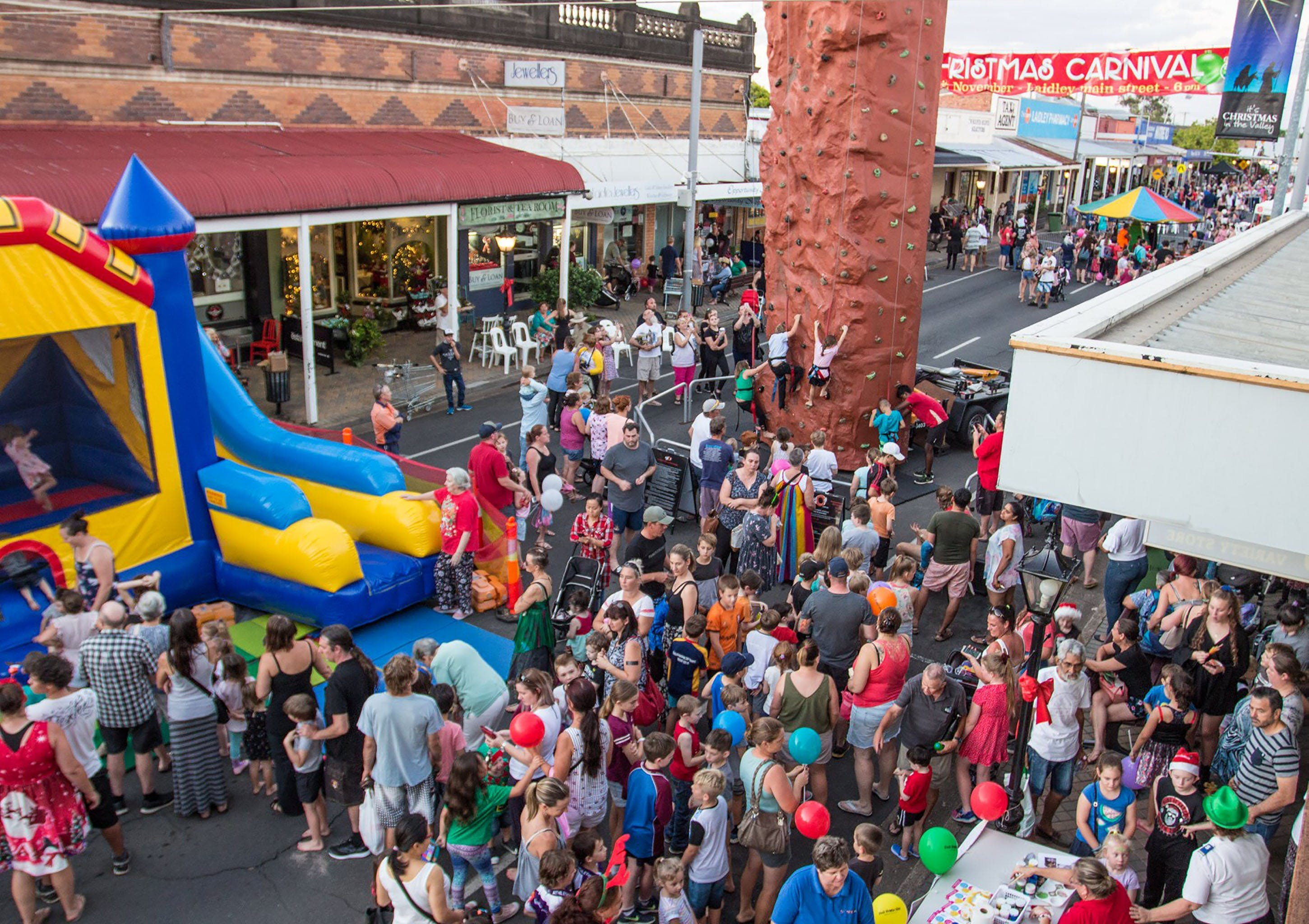 Laidley Christmas Street Festival - Accommodation BNB