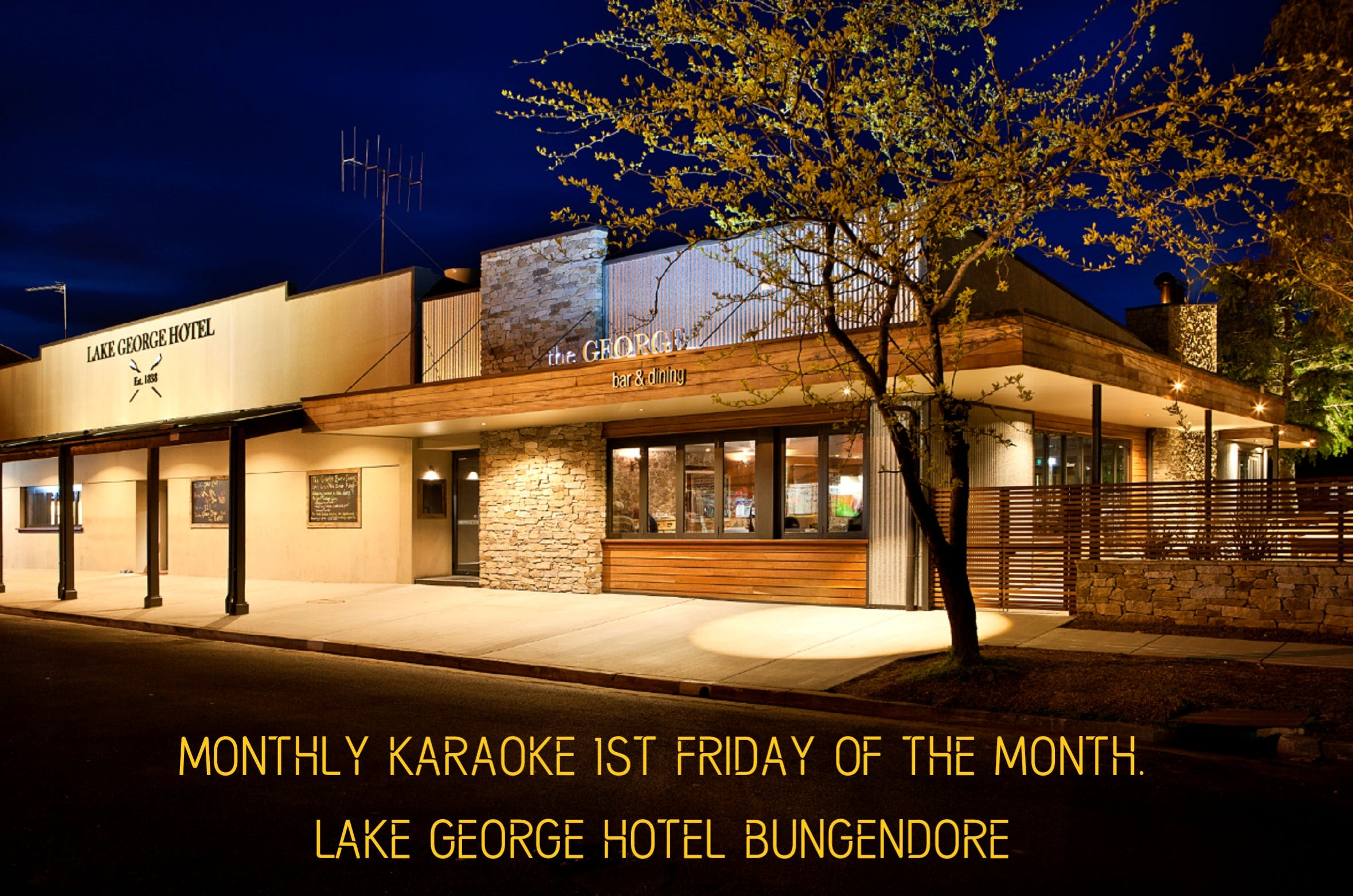 Monthly Karaoke - Accommodation BNB