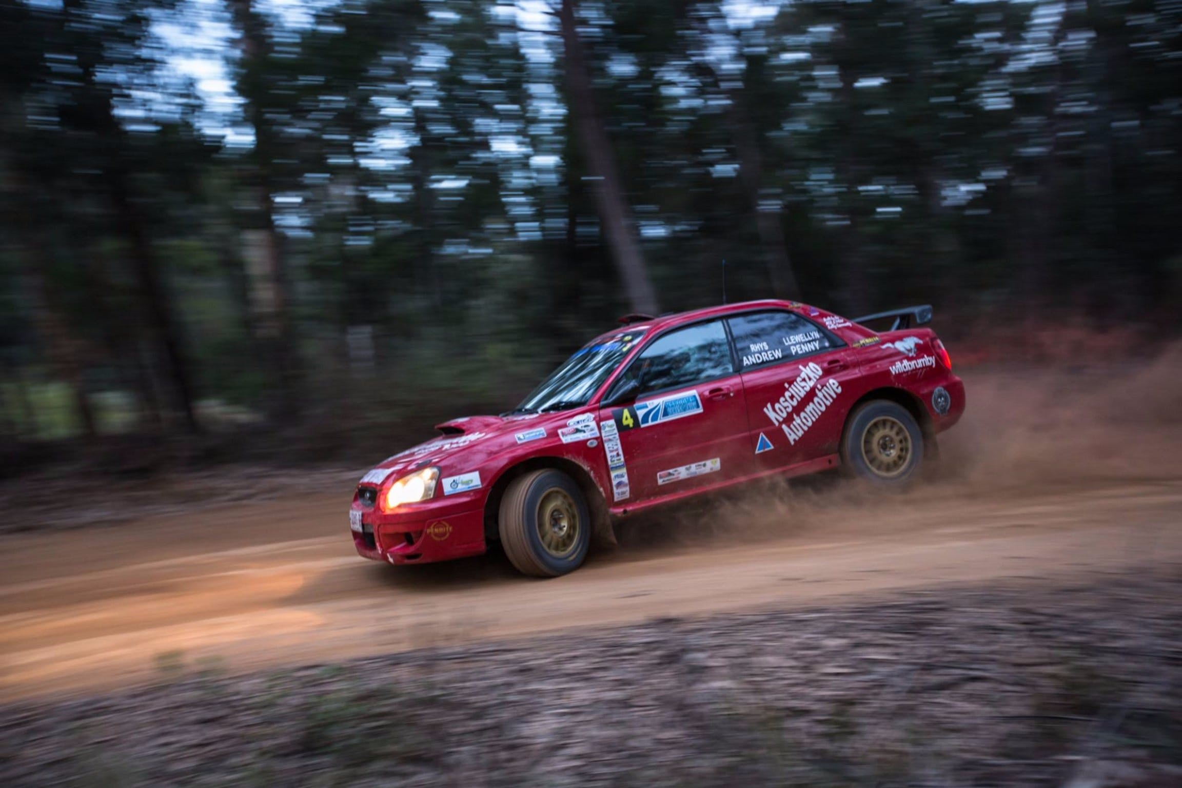 Narooma Forest Rally - Accommodation BNB