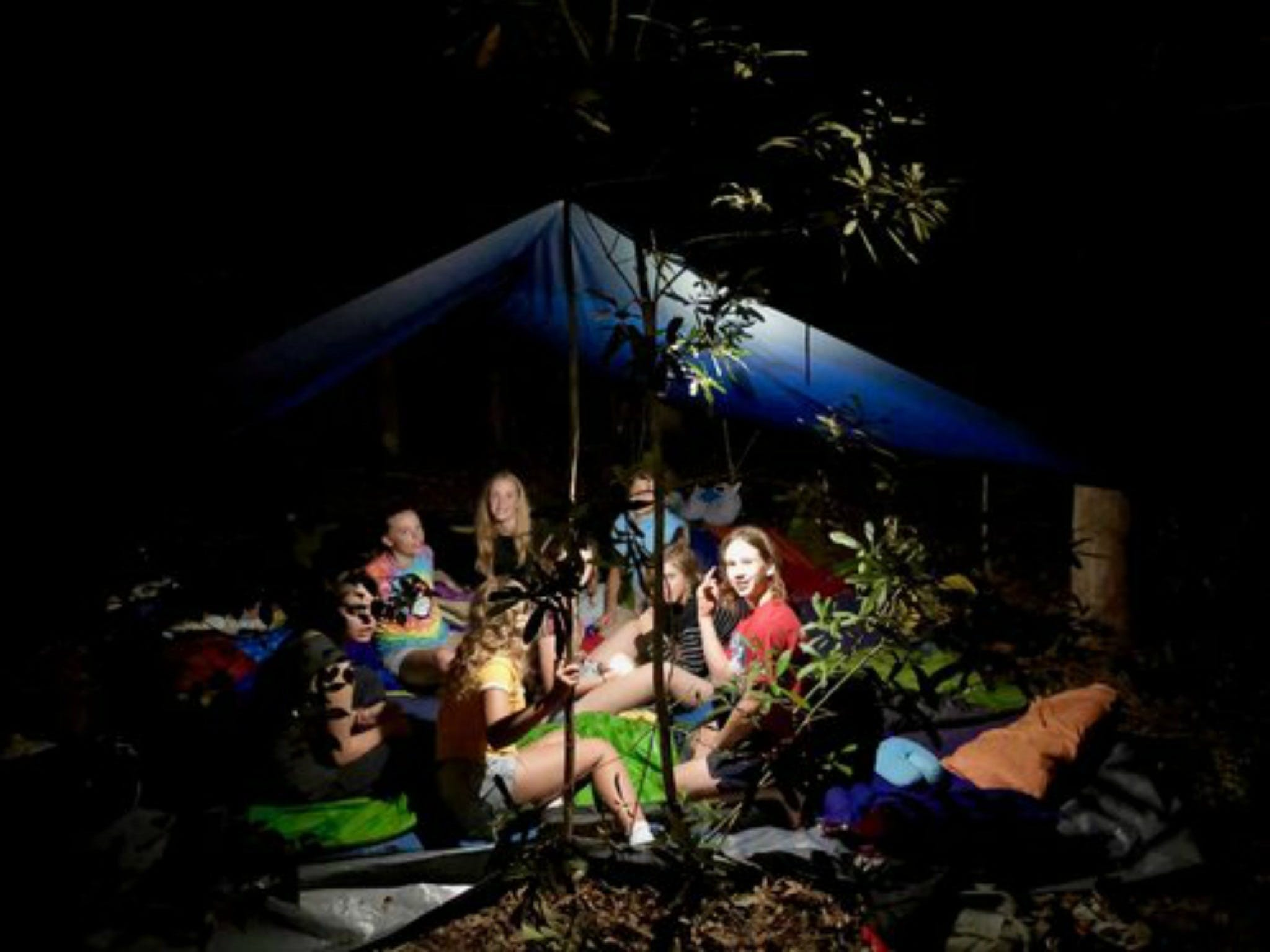Summer  Family Nature Camp - Accommodation BNB