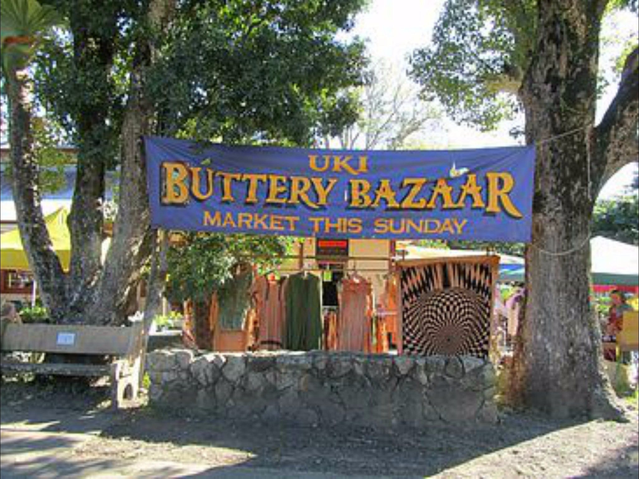 Uki Buttery Bazaar - Accommodation BNB