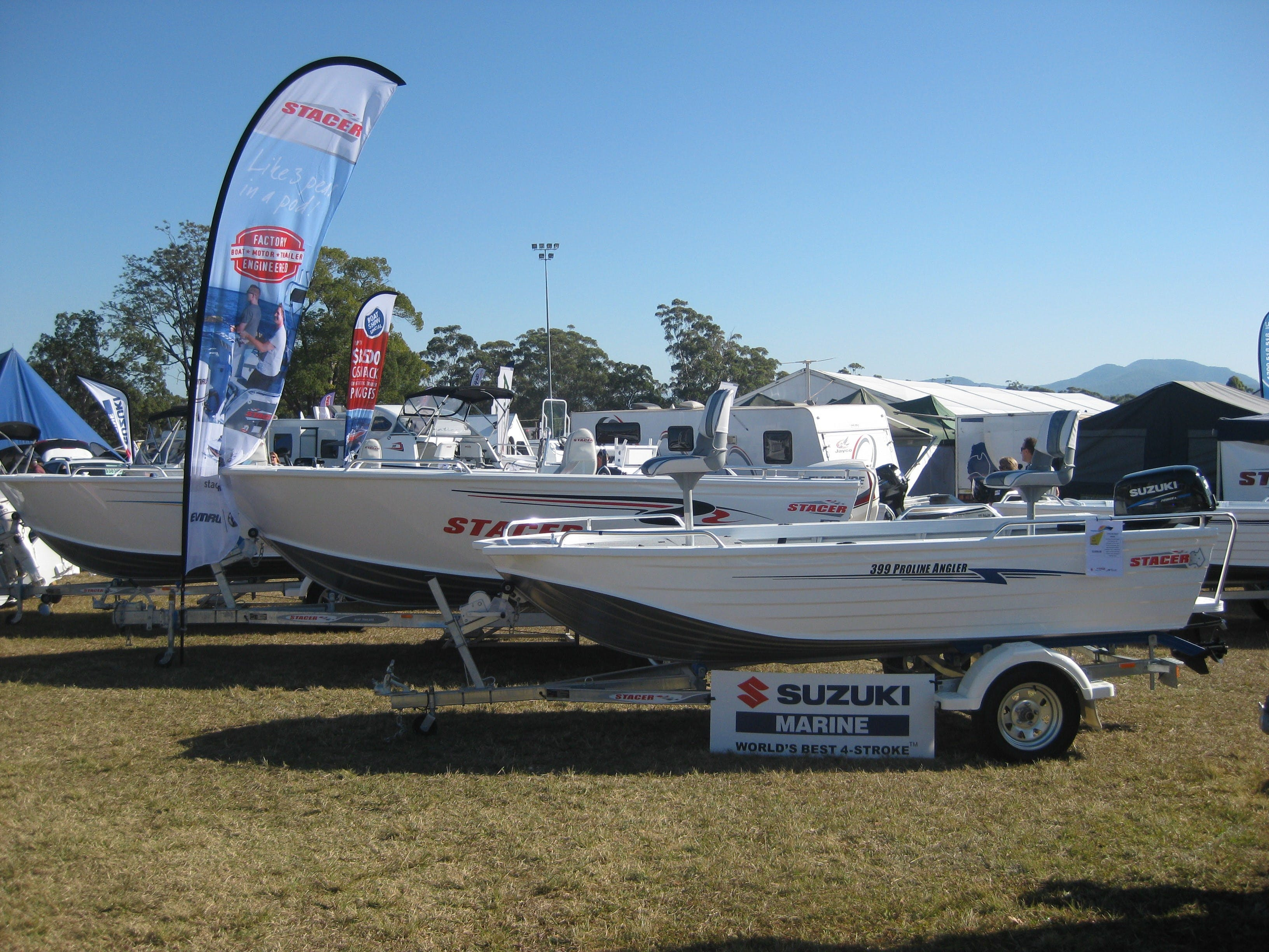 Mid North Coast Caravan Camping 4WD Fish and Boat Show - Accommodation BNB