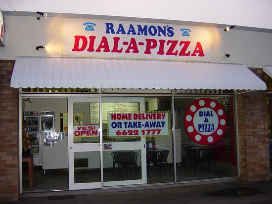 Raamons Dial- a- Pizza - Accommodation BNB
