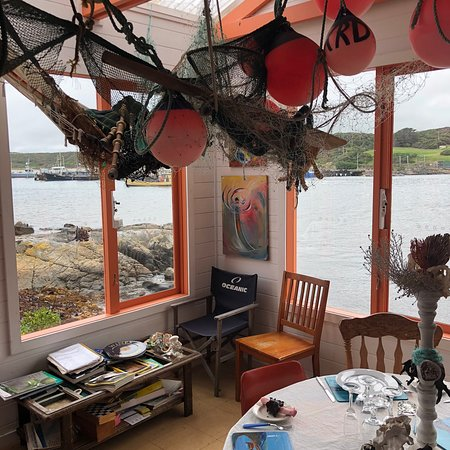 Currie Boathouse - Accommodation BNB