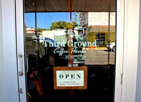 Third Ground Coffee House - Accommodation BNB