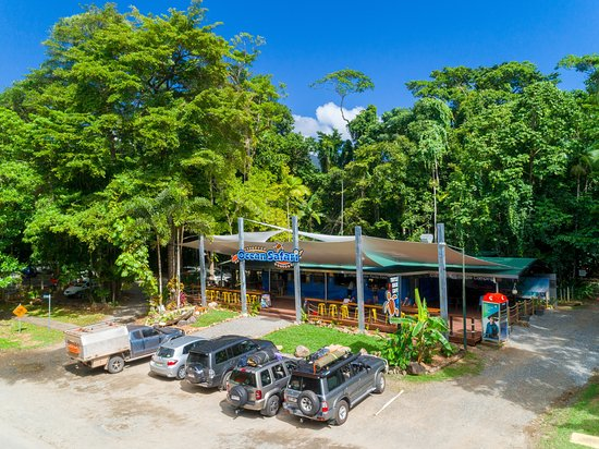 Turtle Rock Cafe - Accommodation BNB