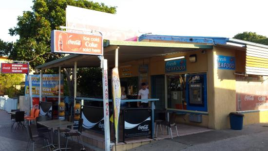 Jetty Seafood and Hamburgers - Accommodation BNB