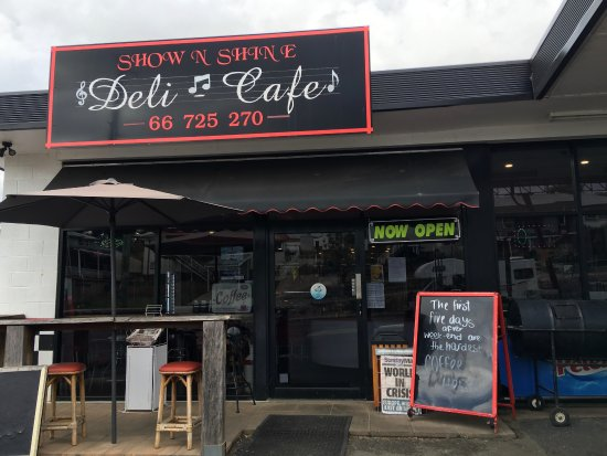 Show  Shine Deli Cafe - Accommodation BNB