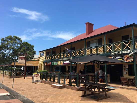 Tumbulgum Tavern - Accommodation BNB