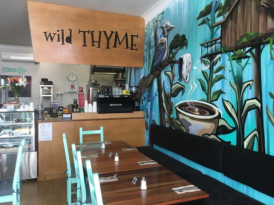 Wild THYME Dining - Accommodation BNB