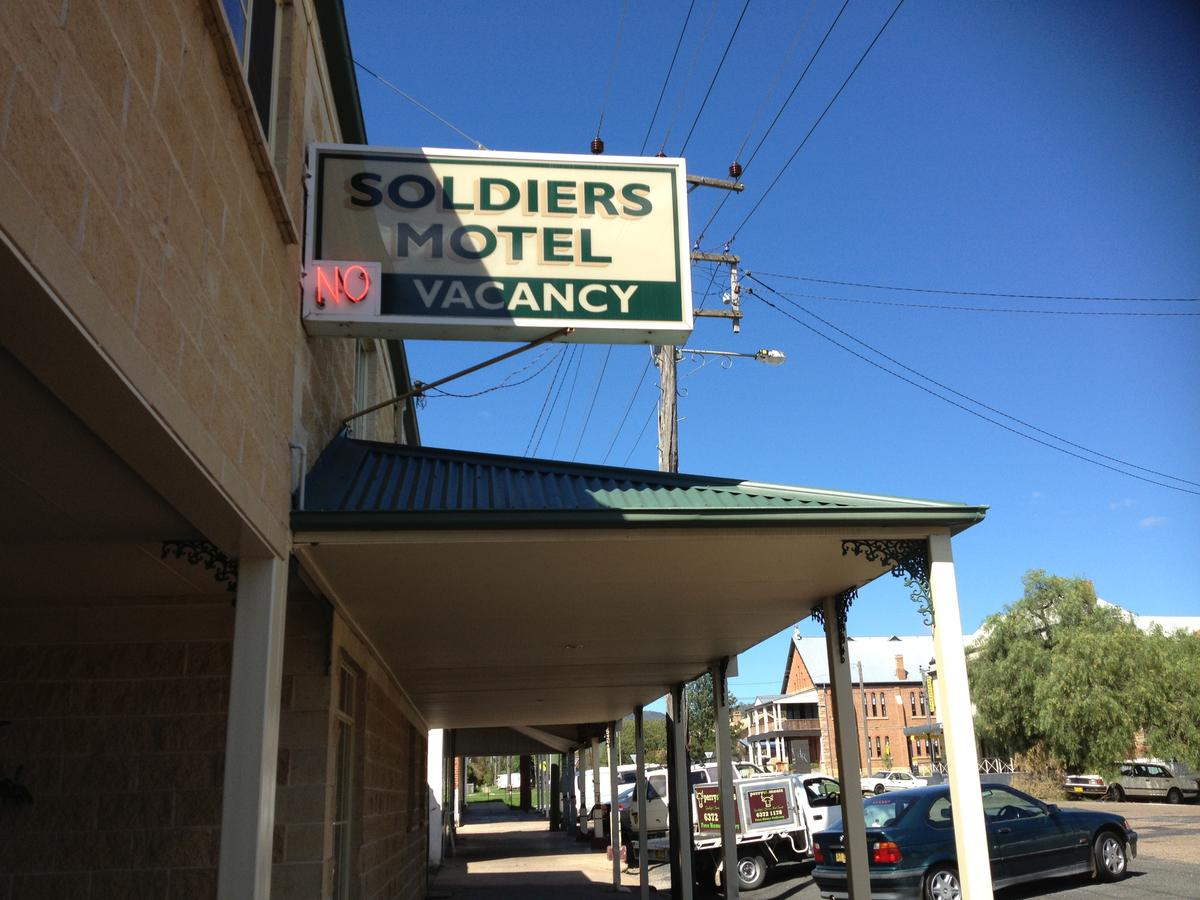 Soldiers Motel - Accommodation BNB