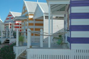 Beach Huts Middleton - Accommodation BNB