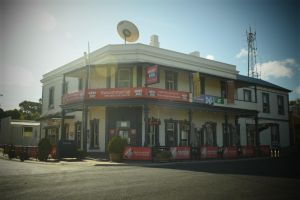 Commercial Hotel Morgan - Accommodation BNB
