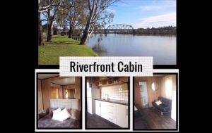 Murray Bridge Riverview cabin - Accommodation BNB
