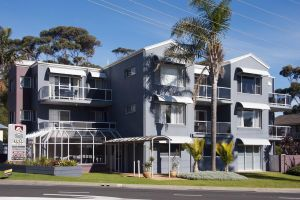 Mollymook Cove Apartments - Accommodation BNB