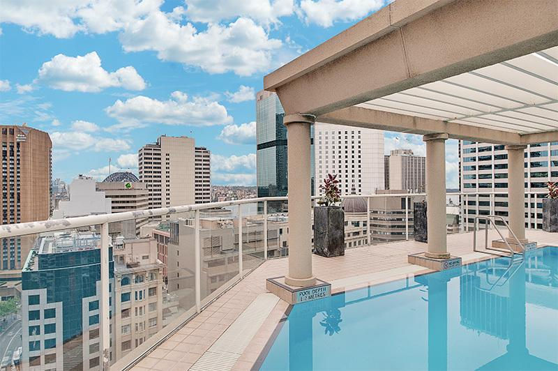 Wyndel Apartments Sydney CBD - Bond - Accommodation BNB