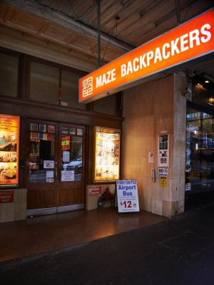 Maze Backpackers - Sydney - Accommodation BNB