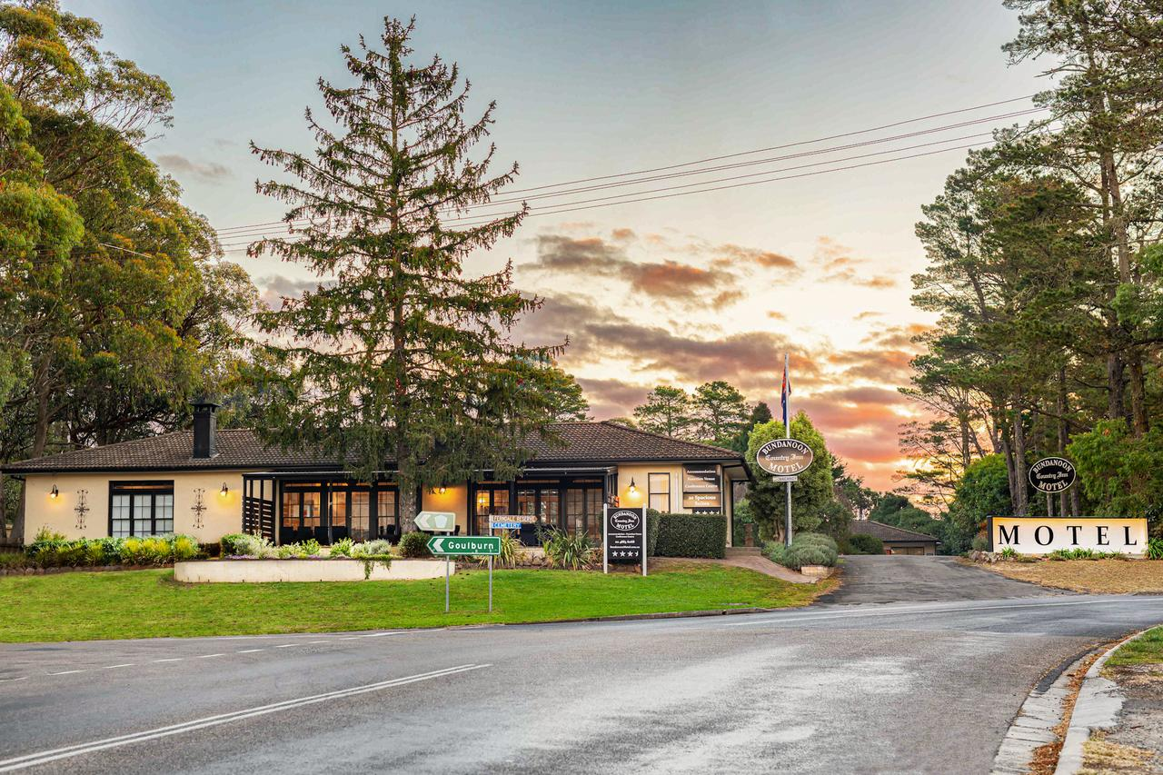 Bundanoon Country Inn Motel - Accommodation BNB