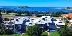 The Observatory Holiday Apartments - Accommodation BNB