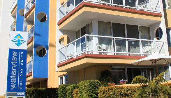 Waterview Apartments - Accommodation BNB