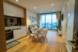 Two Bedroom Darling Harbour apt Chinatown CBD UTS - Accommodation BNB