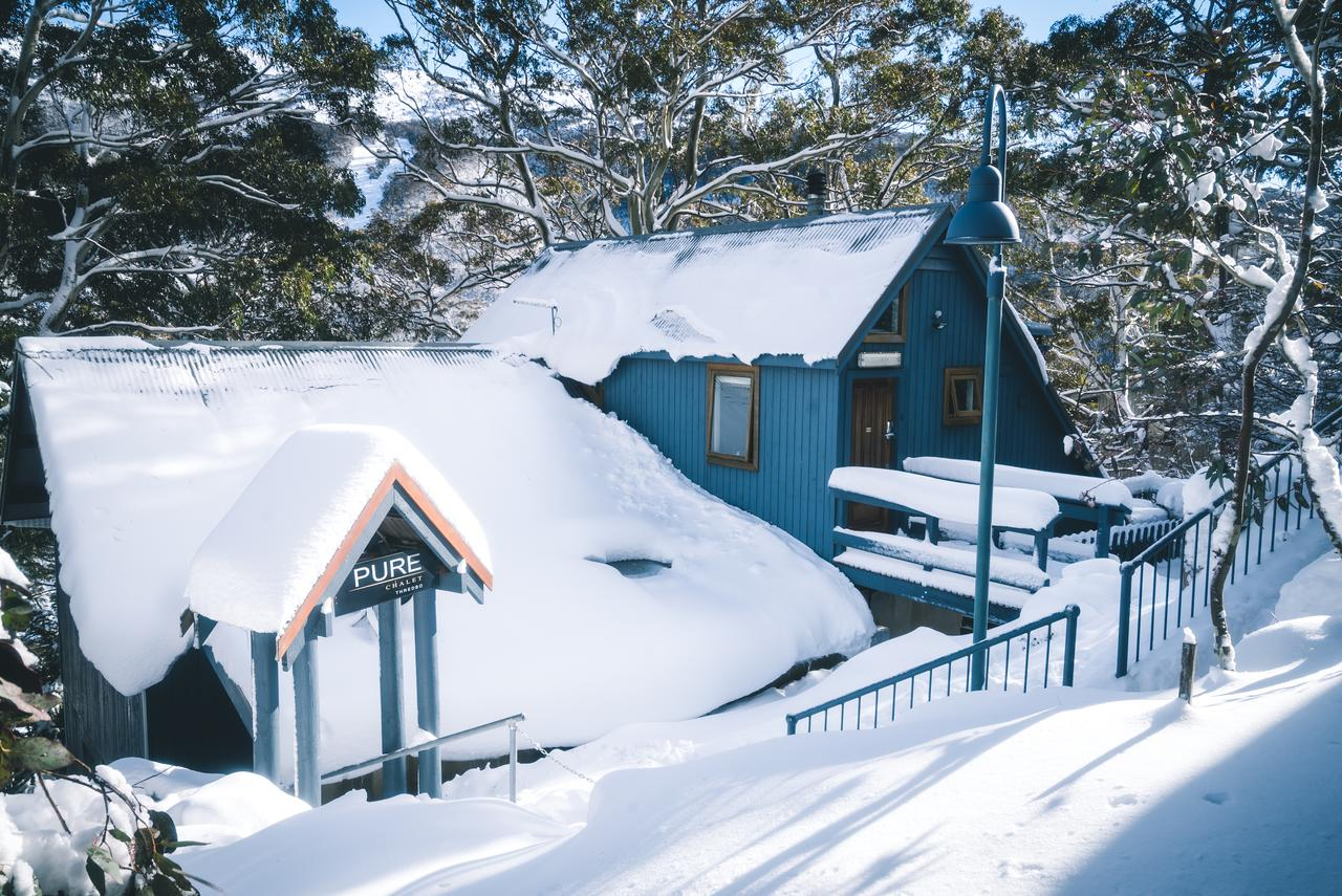 Pure Chalet Thredbo - Accommodation BNB