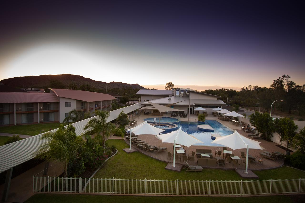Crowne Plaza Alice Springs Lasseters - Accommodation BNB