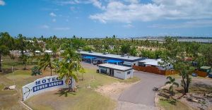 Bowen Arrow Motel - Accommodation BNB