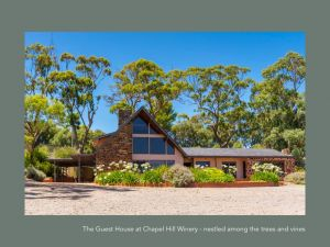 Chapel Hill Winery Guest House - Accommodation BNB